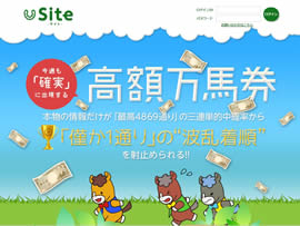 site/投資競馬比較