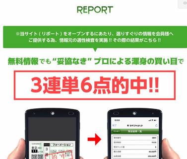 REPORT/投資競馬比較